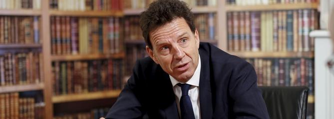 Geoffroy Roux de Bézieux candidat à la présidence du Medef