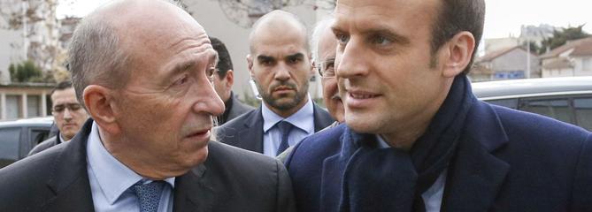 Gérard Collomb, le ministre qui murmure à l'oreille du président