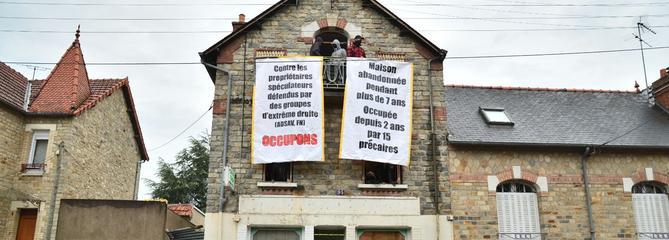 Les squatteurs, cauchemar des petits propriétaires