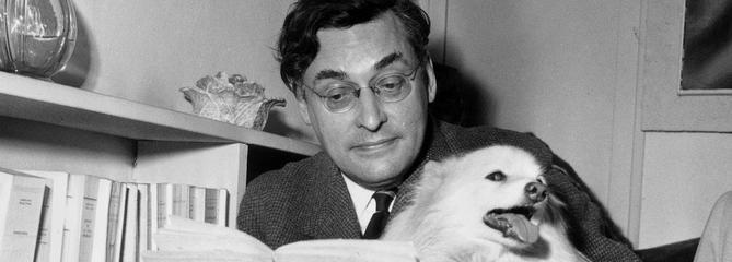 Quand Raymond Queneau réclamait des journaux pour son chien en 1951