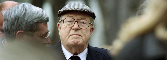Dans ses mémoires, Jean-Marie Le Pen dit éprouver de la «pitié» pour Marine