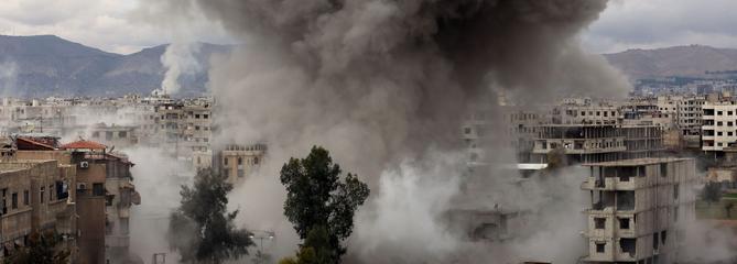 L'Onu approuve à l'unanimité une trêve humanitaire en Syrie