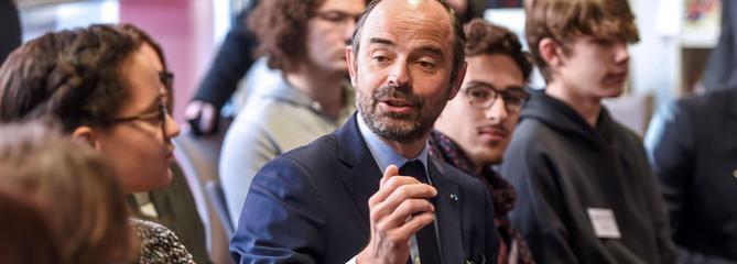 SNCF : Philippe lance le coup d'envoi d'une réforme explosive