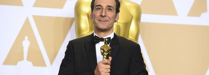 Alexandre Desplat: Hollywood prend note