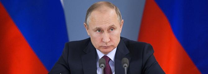 Poutine : retour sur 20 ans d'un pouvoir de plus en plus musclé