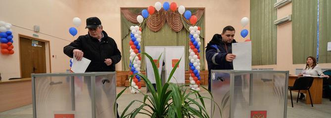 Présidentielle russe: mode d'emploi d'un scrutin sans suspense