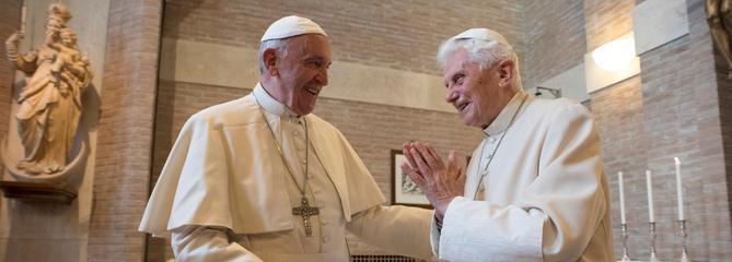Comment le Vatican a censuré une lettre de Benoît XVI