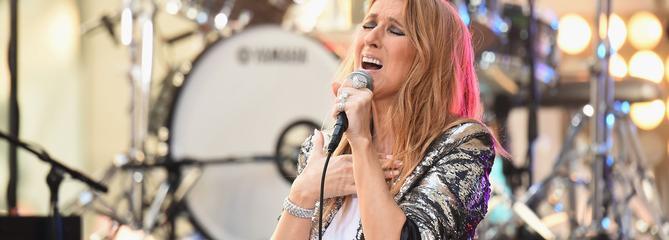 Malade, Céline Dion annule ses concerts jusqu'en mai
