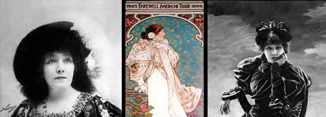 26 mars 1923: la mort de Sarah Bernhardt, «la Divine»
