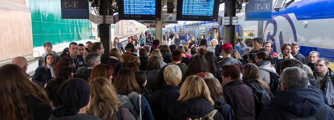 La SNCF attend 1 million de voyageurs ce week-end