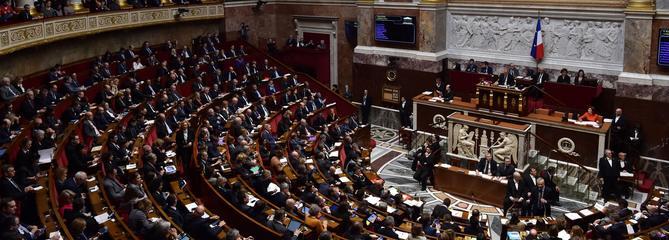 Le projet de loi asile-immigration adopté à l'Assemblée