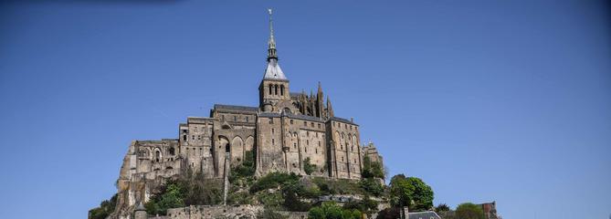 Mont-Saint-Michel : interpellation d'un homme soupçonné d'avoir proféré les menaces