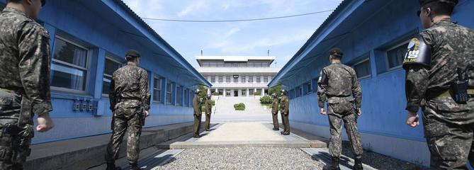 Rencontre historique entre les deux Corées ce vendredi