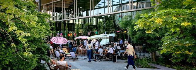 Le figaro sortir paris restaurants bars mus es - Restaurant japonais porte de versailles ...