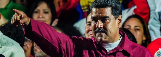 Venezuela : Maduro déclaré vainqueur de la présidentielle