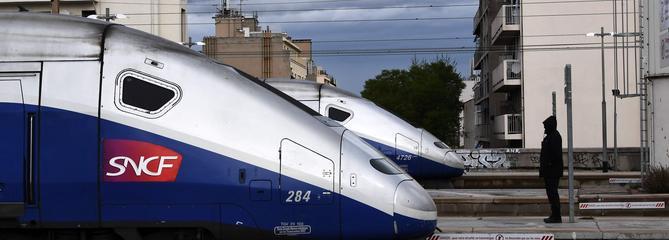Grève SNCF : trois TGV sur cinq circuleront ce mercredi