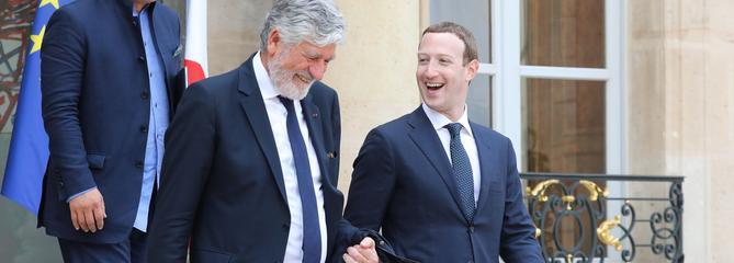 Reçus par Macron, les géants du numérique ont joué le jeu