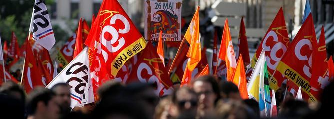 Les Français divisés sur les mouvements sociaux