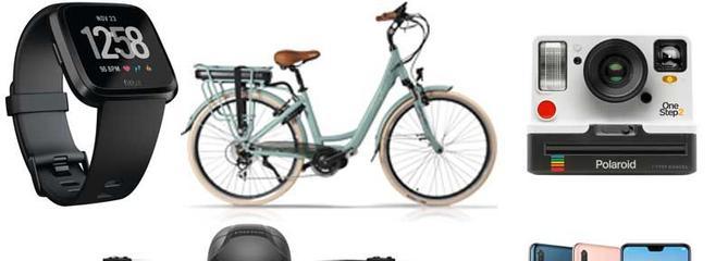 Drone, montre connectée, vélo électrique: 11 gadgets à offrir pour la fête des pères