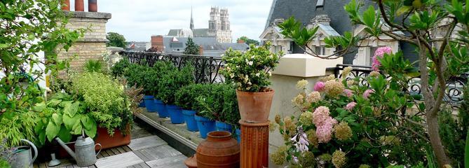 Comment transformer un toit en terrasse privative