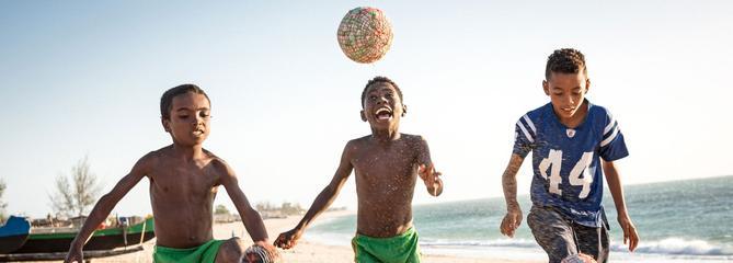«Le football, c'est le sport du bonheur», par Philippe Delerm