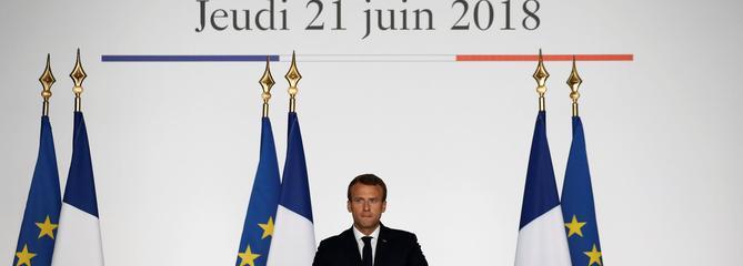 Migrants : Macron défend ses choix et fustige la «lèpre» populiste en Europe