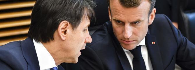 La France «n'a de leçons à recevoir de personne», affirme Macron
