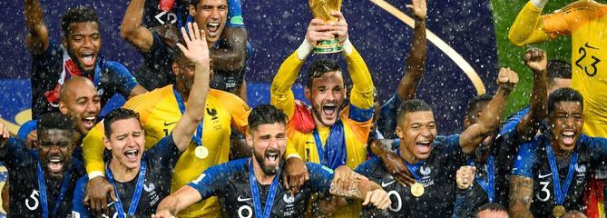 Le jeu vidéo FIFA a prédit la victoire des Bleus lors de la Coupe du monde 2018