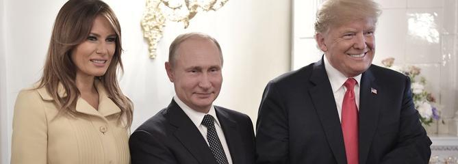 Après Helsinki, Trump est-il «un faible» ou «un traître» ?