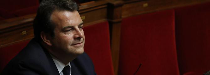 Thierry Solère en garde à vue pour soupçons de fraude fiscale