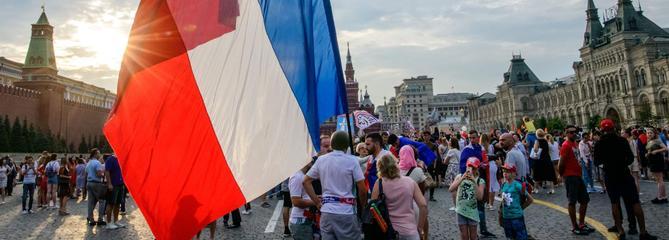 «Une envie d'être français» : la finale de la Coupe du monde racontée par Frédéric Beigbeder