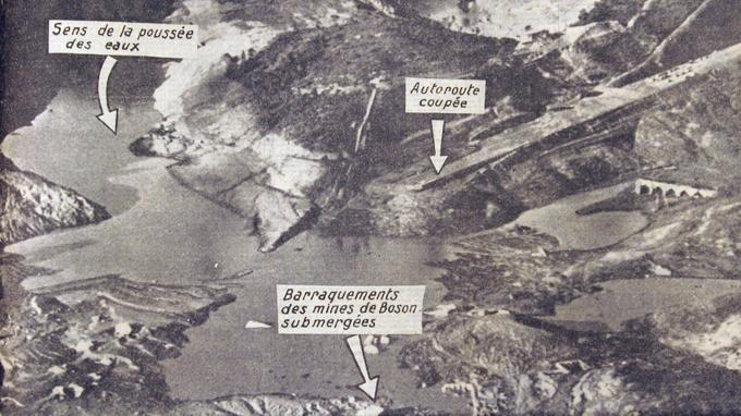 Plan paru dans <i> Le Figaro</i> du 5-6 décembre 1959.