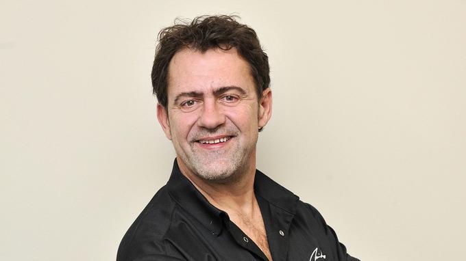 Michel Sarran, chef du restaurant Michel Sarran, à Toulouse.