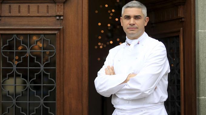 Le Chef Benoît Violier s' était inscrit dans las pas des grands chefs qui ont fait la renommée du Restaurant de l'Hôtel de Ville.