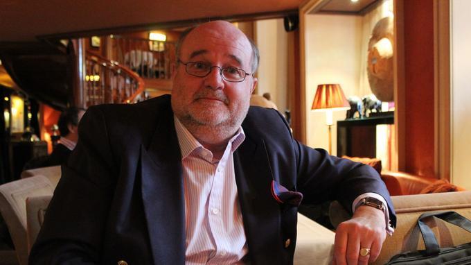 Jean d'Indy est rédacteur en chef et directeur de la publication de <i>La Bougie du Sapeur </i>depuis 1992.
