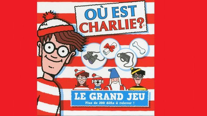 Le jeu original <i>Où est Charlie? </i>s'est transformé en jeu macabre...