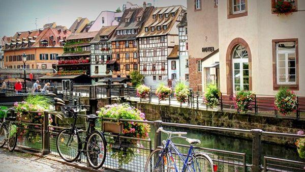 Canal de la Marne au Rhin.