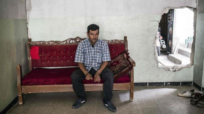 Aujourd'hui installé à Erbil, au Kurdistan irakien, le père d'Aylan et de Galip se dit «plus en sécurité» qu'il ne l'a jamais été. «Mais pourquoi faire?», demande-t-il.