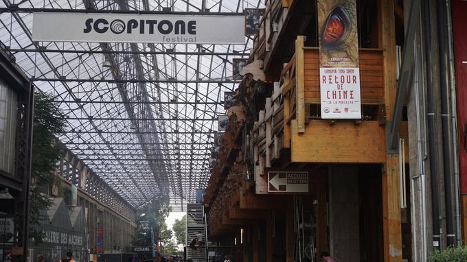 Localisé au Stereolux à Nantes, le Scopitone festival se concentre sur les cultures et arts numériques