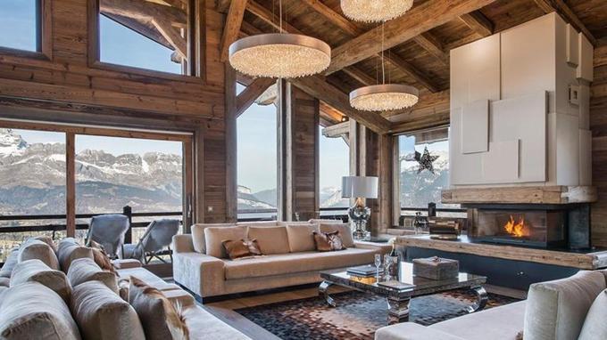 quatre nouveaux h tels de luxe la montagne. Black Bedroom Furniture Sets. Home Design Ideas