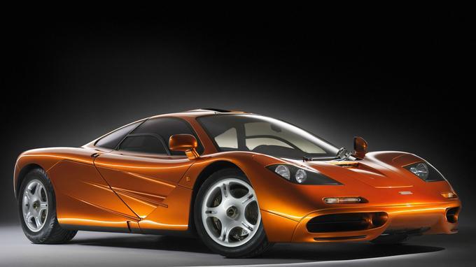 La McLaren F1 de 1993 a marqué les esprits par ses performances, sa technologie et son prix.