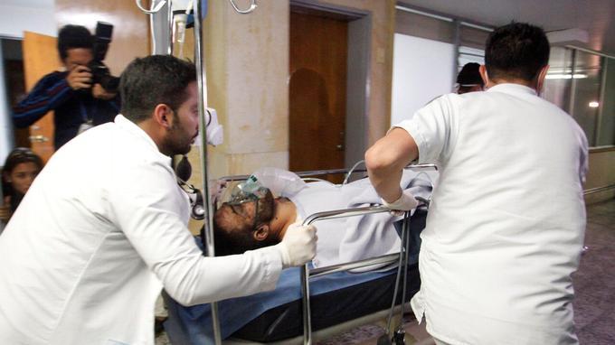 Le défenseur brésilien Alan Ruschel a été pris en charge en urgence après le crash aérien qui a coûté la vie à 76 personnes lundi soir.