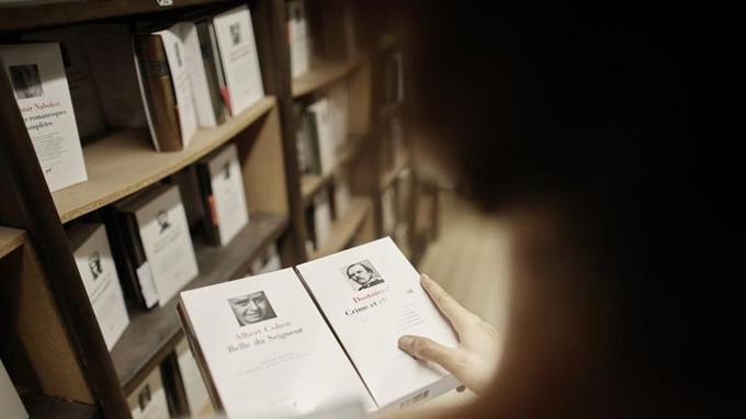 «J'aime autant ses grands romans que ses récits du goulag», dit-elle de Dostoïevski.