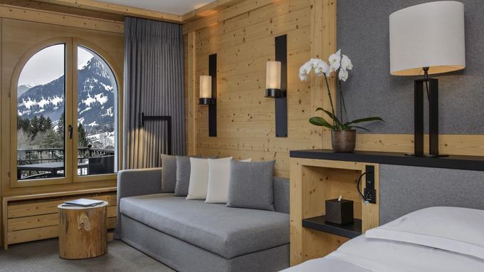 Le confort d'une chambre de l'hôtel. ©DR