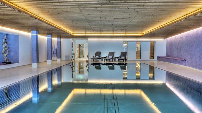 La piscine de l'hôtel. ©DR