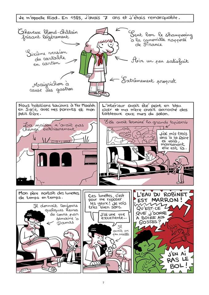 Riad Sattouf/ Allary Éditions