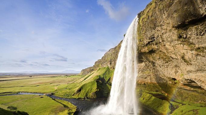 Un paysage d'Islande. ©DR