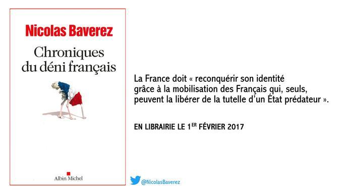 <i>Chroniques du déni français</i>, Albin Michel, 390p., 21,50&#8364;