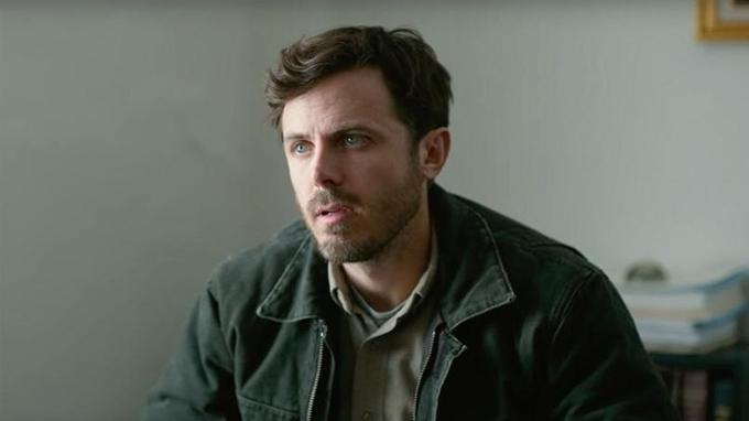 Casey Affleck dans <i>Manchester by the sea.</i>