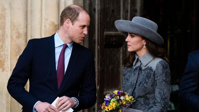 Le couple princier est en visite officielle à Paris pour deux jours.